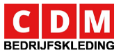 Logo CDM bedrijfskleding